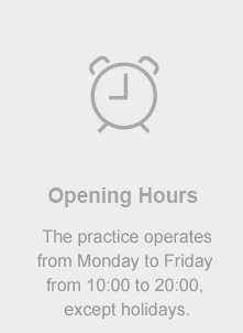 Grous Dental Clinic, opening hours